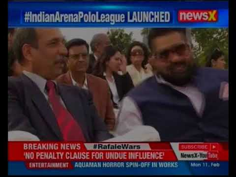 Indian Arena Polo League launched, an exciting blend brought to India