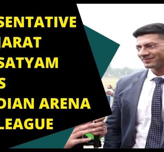 Representative of Gujarat team Satyam speaks on Indian Arena Polo League | NewsX